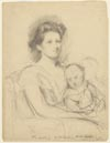 Image: Mrs. Porteous And Child