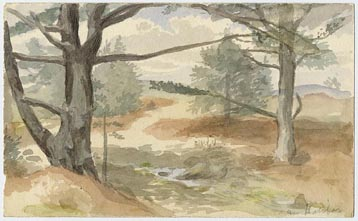 Image of painting : Landscape Near Halifax