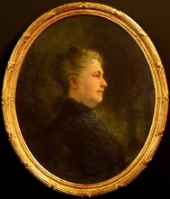 Image of painting : Portrait Of Mrs. Cooke